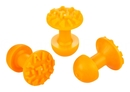 tiddy tabs 16mm orange klebeadapter pdr tab schaft 6,5 mm...