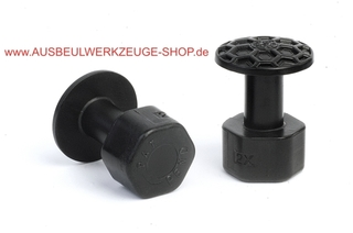 Klebeadapter ATLAS OLYMPIAN #2 mit Zugkegel 15mm Schaft 6,2mm Not Made To Break